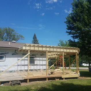 carpentry services grand island ne